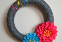 Wreaths / by Callie Madrigal