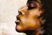 Inspiring Art / by Kat Adeshoga