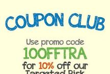 Coupon Club / Get all the latest coupons and discount information through the pins on this board. Take care of your health and get a quick, easy and comfortable analysis of your health through our online STD tests, online lab test and health checkups. Share these pins with friends and family and help them to stay healthy.