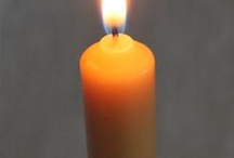 Beeswax Candle Burning Tips / Best tips for burning beeswax candles!