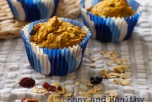 Muffins and Baked Goods  / Baking recipes. Muffins, cookies, cakes, breads, etc.  / by Betsylife