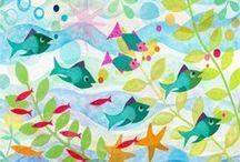 Creative Art Ideas for Kids / Nurturing children's creativity through art play