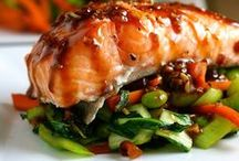 Ocean Escapades / seafood recipes I would like to try