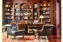 Home office / craft room / by Casey Bell