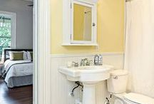Master Bathroom Redo / by Amy Gibson