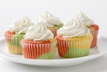 Cupcake/Cake / by Callie Madrigal