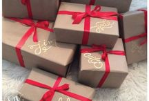 THAT'S A WRAP / Gift Wrapping/Packaging / by Carol Mannella