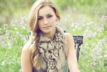 Senior Portraits / by Suzanne Hill