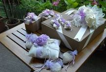 Wedding in lilac / Accessories and details of our wedding in LILAC