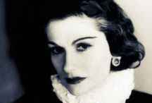 "♥♥CHANEL♥♥ / ""Luxury is not all that you see."" Coco Chanel / by Huguenise Paes"