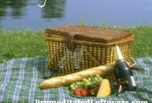 hey BooBoo! / Picnic and outdoor dining