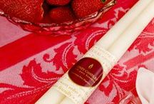 Beeswax Taper Candles / Photos and all there is to know about beeswax tapers