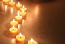 Beeswax Tealight Candles / Everything about beeswax tealights and their care