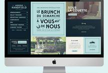 Website Layouts / Websites, Design, Layout