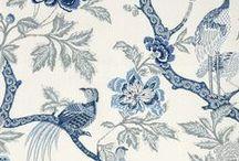 Leslie edesign / Fabrics