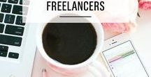 How To Thrive As a Freelancer / The Freelancer Academy has a mission: to help anyone who wants to become a freelancer to fulfil their ambition. Come to us for advice, freelancer tips, real life freelance stories and much more. If you need a freelancer do give me a shout at  @supposeiam or comment on one of my pins!