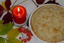 Beeswax Candles for Thanksgiving! / Make beeswax candles part of your special Thanksgiving