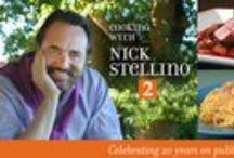 Cooking Videos / Clips from my new TV series on PBS / by Nick Stellino