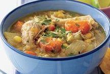 Soups / One Pot meals