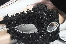 Masquerade Holiday Party