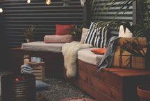 +outdoor spaces