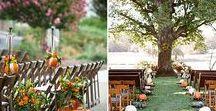 Reception Ideas : Nov 17th / Prepping for the wedding <3