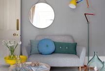 Décore ta maison! / la maison de mes rêves, les objets que j'aimerai dans ma maison... / by Aline Gremaud