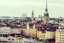 Sweden / by Alja C.