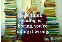 Book It! / Read. / by Cassandra Linn