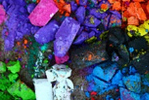 chalk / by Julie Horner-Amegashie