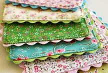 ~ Sewing: Fat Quarter Projects ~