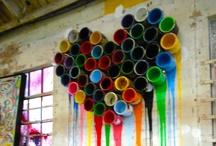 Artsy Fartsy. / Art and inspiration. / by Cassandra Linn