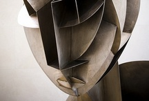 art:: sculpture and installations / by Lisa McRavey