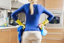 Cleaning Tips / by Jeni Walker