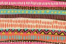 ~| Pattern |~ / by Nadine B.