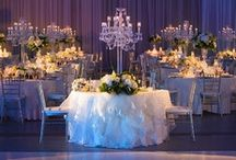 Receptions, Events & More Decor / Inspirations for receptions, events and other decor... / by Kimera, LLC Wedding & Event Planning
