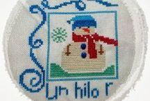 MI HILO ROJO (SAL) / by Manualidades con Huella