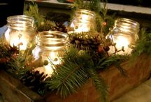 Country Christmas Ideas / Decorating & food ideas for a country themed Christmas
