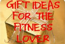 Fitness Gifts Ideas / Need a gift for someone that is into eating healthy and working out? Try these gift ideas for something sure to be on their list.  / by He and She Eat Clean