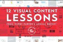 Inspirational Marketing Infographics / Inspiring marketing technology infographics