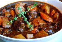 Beef Recipes / by Jeni Walker