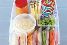 Lunch Ideas / by Jeni Walker
