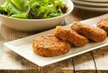 Food stuff--Vegetarian stuff / by Tiffany T