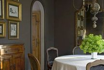 Client - CLF dining room / by MacGregor's Cottage