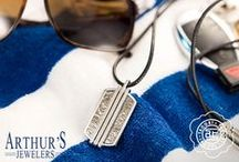 Arthur's Mens Jewelry Collection / Here is a great collection from Tacori - The Men's collection that came out in late 2014 to 2015.