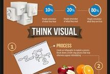 Infographics / Tips on creating visually compelling infographics.