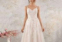The Dress. / Dream wedding dresses for the bride with romantic, whimsical style.