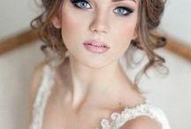 Wedding Hair. / Wedding Hair Style Inspiration