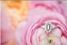 Bling Bling. / Engagement ring inspiration.