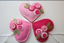 Valentine's Day Sewing & Crafts